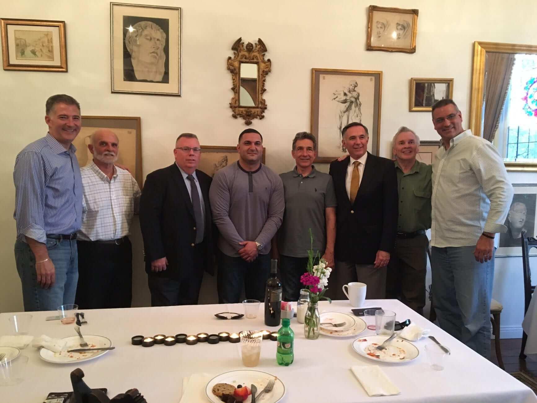 Los Angeles Alumni Meet And Greet Holy Cross High School